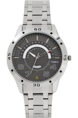 Timex Men Grey Analogue Watch TW000U905
