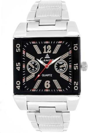Camerii Men Black Analogue Watch W5SBCr