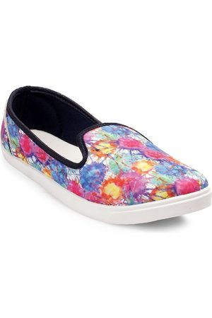 meriggiare Women Multicoloured Slip-On Sneakers
