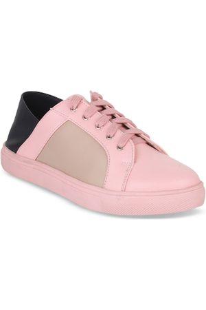 BRUNO MANETTI Women Black Sneakers