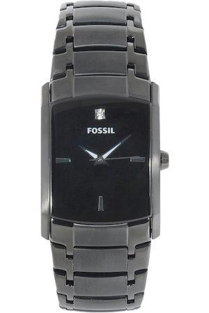 Fossil Men Black Dial Watch FS4159