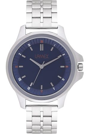 Lamex Men Navy Blue Analogue Watch PREMIUMDLX 6577