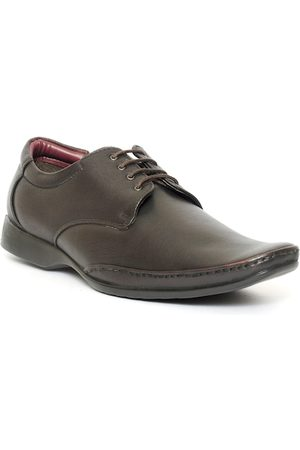 Liberty Fortune By Men Brown Formal Shoes