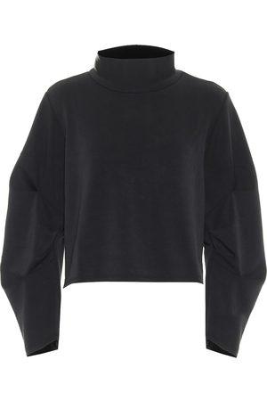 Lanston Kenzie cropped sweatshirt