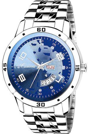 Camerii Men Blue Analogue Watch WM331