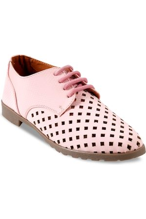 meriggiare Women Pink Sneakers