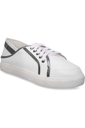 MSC Women White Sneakers