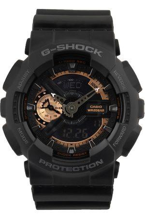 Casio G-Shock Men Black Analogue-Digital Watch GA-110RG-1ADR G397