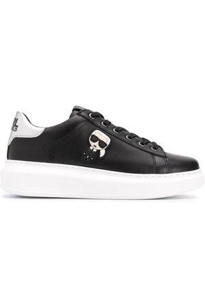 Karl Lagerfeld Kapri Ikonik leather sneakers