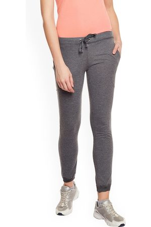 VIMAL JONNEY Vimal Women Grey Slim Fit Joggers