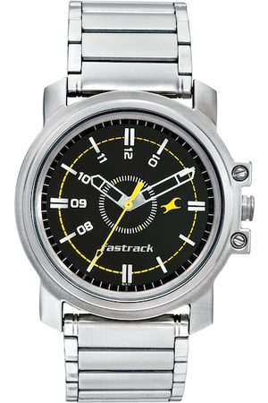 Fastrack Men Black Dial Watch NF3039SM02