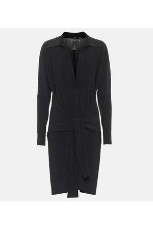 Norma Kamali Women Casual Dresses - Stretch-jersey minidress