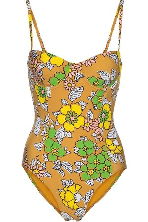 Tory Burch Floral swimsuit