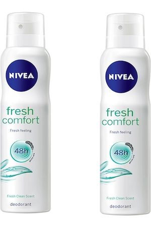 Nivea Women Pack of 2 Fresh Comfort 48h Deodorants
