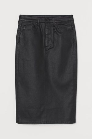 H&M Shaping denim pencil skirt