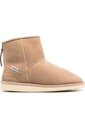 SUICOKE Snow Boots - Shearling-lined snow boots