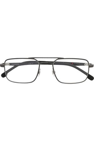 Carrera Square wireframe glasses
