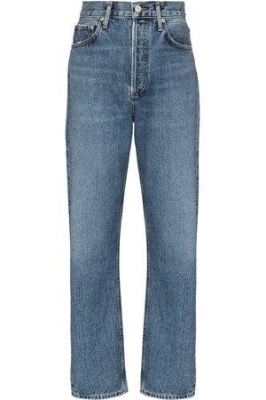 AGOLDE Navigate '90s straight leg jeans