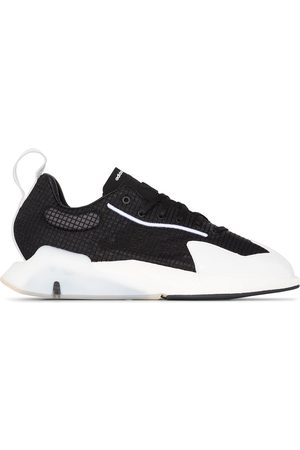 Y-3 And white orisan sneakers