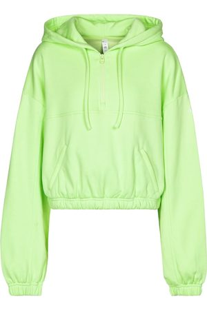 alo Stadium cotton-blend hoodie