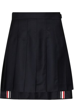 Thom Browne School Uniform pleated skirt