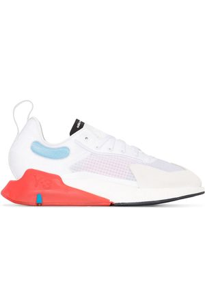 Y-3 And red orisan sneakers