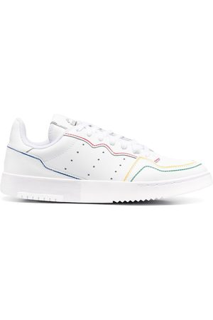 adidas Supercourt low-top leather sneakers