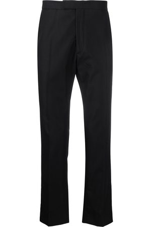 RAF SIMONS Zip-detail tailored trousers