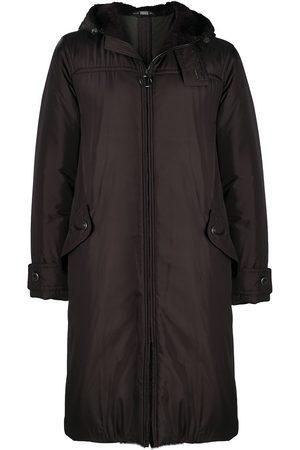 Gianfranco Ferré 2000s hooded coat