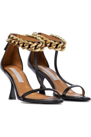 Stella McCartney Falabella faux leather sandals