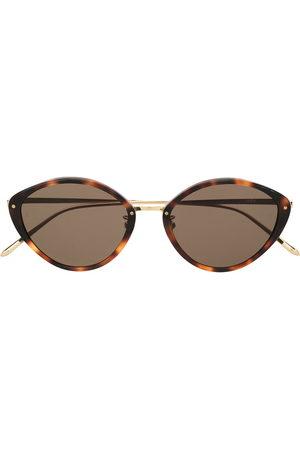 Linda Farrow Cat-eye frame sunglasses
