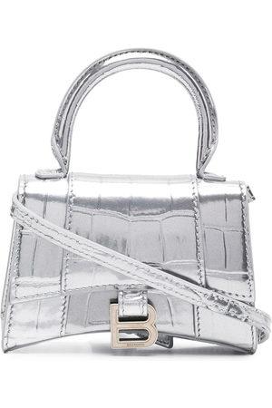 Balenciaga Women Tote Bags - Mini Hourglass tote bag