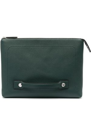 MULBERRY City grained laptop case
