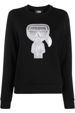 Karl Lagerfeld Quilted Karl sweatshirt