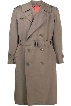A.N.G.E.L.O. Vintage Cult 1950s double-breasted trench coat