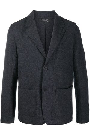 TRANSIT Single-breasted wool blazer