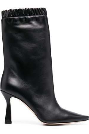 Wandler Calf-length leather boots