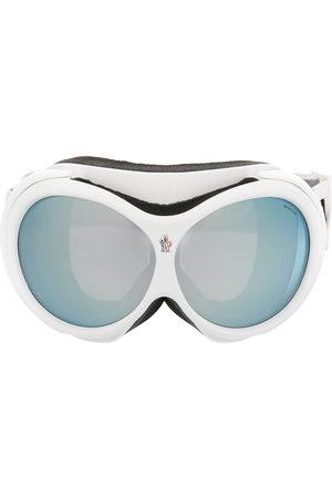 Moncler Logo-strap ski goggles