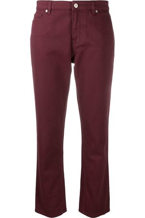 Paul Smith Cropped straight-leg jeans
