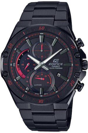 Casio Men Black Analogue Watch EFS-S560DC-1AVUDF