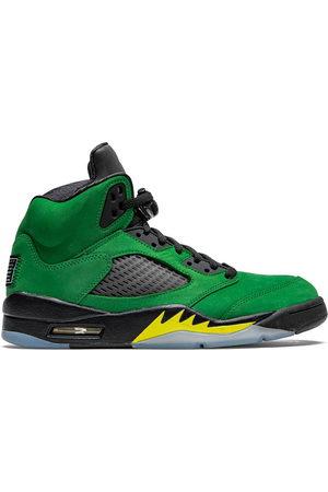 """Jordan Air 5 SE """"Oregon"""" sneakers"""
