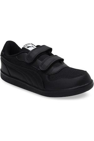 PUMA Kids Sneakers - Kids Black Kent 2.0 V JR IDP Sneakers