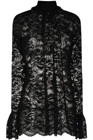 Paco rabanne Lace tunic top