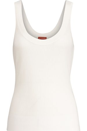 Altuzarra Ariana ribbed wool-blend tank top
