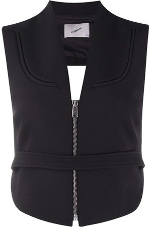 COPERNI Zip-up fastening gilet