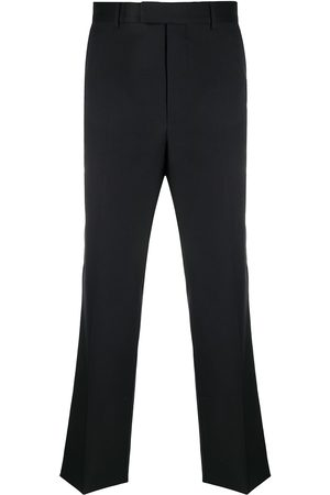 Gucci Men Formal Trousers - Side stripe tailored trousers