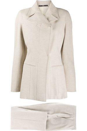 Gianfranco Ferré Women Suits - 1990s off-centre two-piece suit