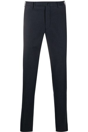 Incotex Men Chinos - Mid-rise slim-fit chinos