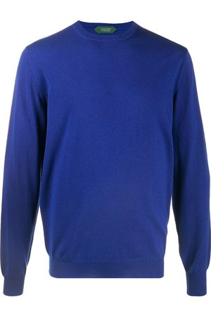 ZANONE Men Jumpers - Crewneck knitted jumper
