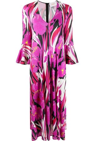 La DoubleJ Women Printed Dresses - 9 to 5 printed dress